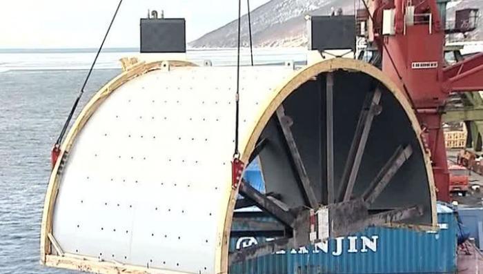 Магаданский порт ждёт масштабная реконструкция