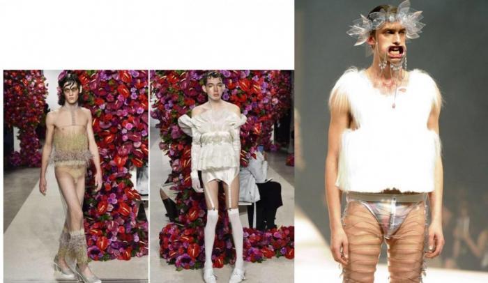 Одежда для настоящих гомосексуалистов. Как одеваться не надо!