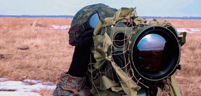 Новейший российский оптико-электронный комплекс разведки «Ирония-М» показали вовремя учений