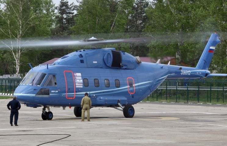 'Ми-38