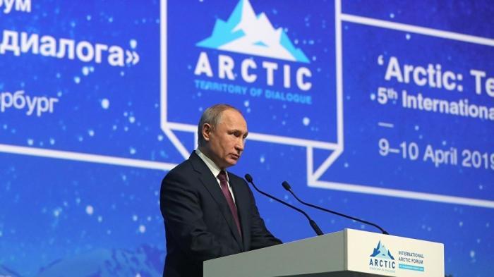 Владимир Путин объяснил, почему США не смогут остановить «Северный поток – 2»