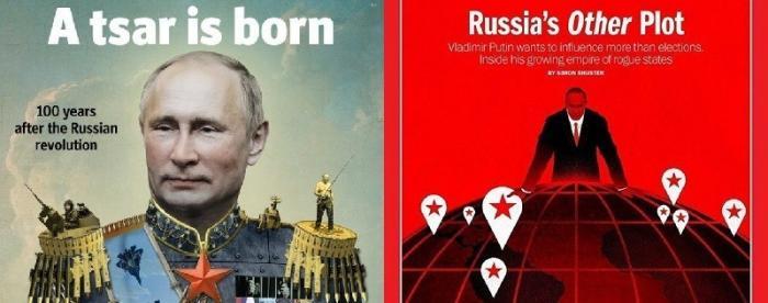Запад трагически ошибся с «тайным планом Путина»