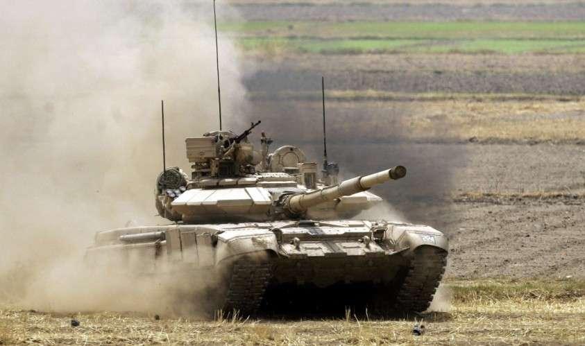 «Москва – безальтернативный поставщик»: как Индия укрепляет свои танковые войска российской техникой