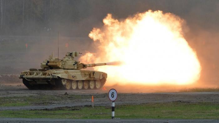 Конфликт Индии и Пакистана: почти 500 русских Т-90 укрепят обороноспособность Индии