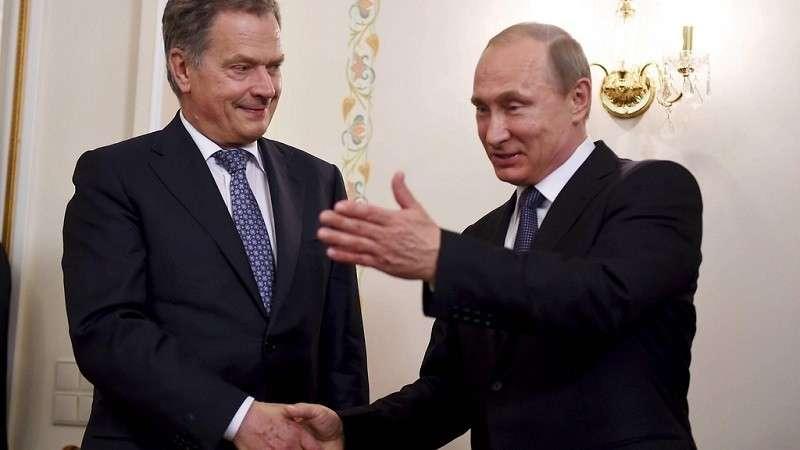 Скандинавы приехали в Петербург мириться с Путиным