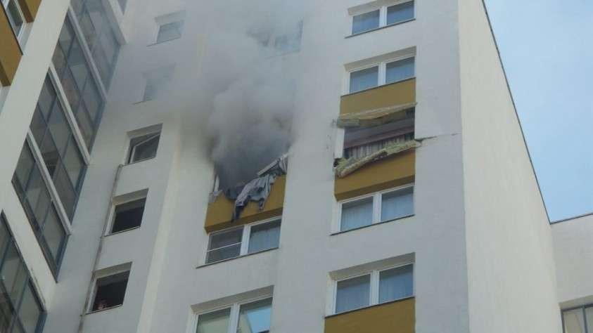 В Екатеринбурге в квартире высокопоставленного следователя СК взорвался самогонный аппарат