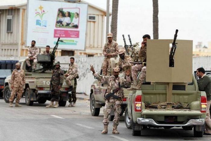 Ливия. Армия Хлифы Хафтара захватила военную базу у Триполи и продолжает сжимать кольцо