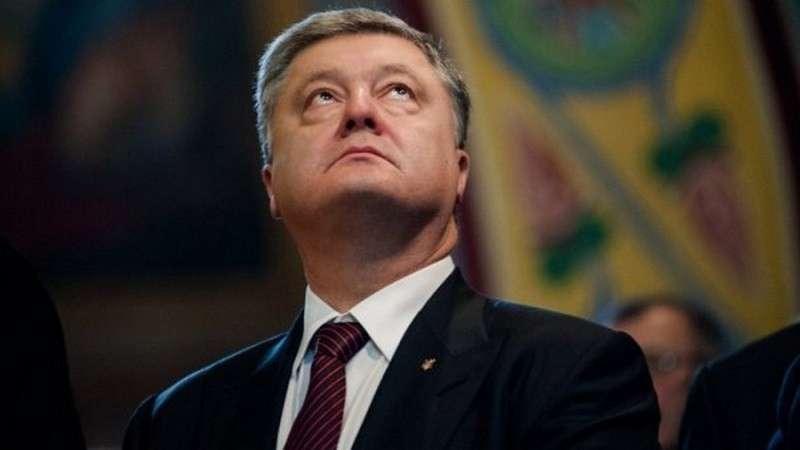 Сценарии ухода Порошенко от Рады до тюрьмы