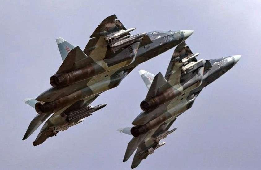 Российский истребитель Су-57: полёт сквозь мифы и сплетни