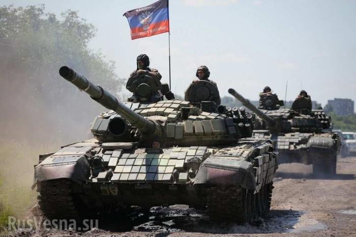 Армия ДНР: резкий контраст с бардаком на Украине