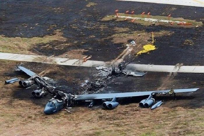 Чёрный день для ВВС США и его последствия