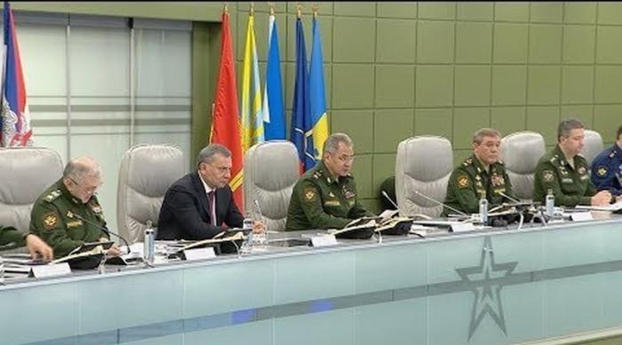 В Министерстве обороны РФ под руководством Сергея Шойгу прошёл Единый день приемки военной продукции