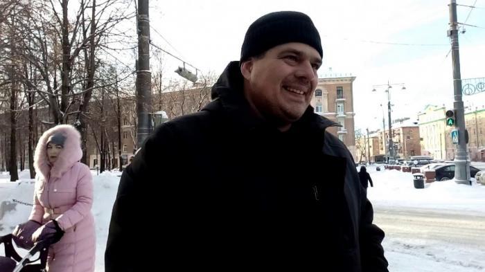 Суд в Перми скажет «НЕТ» или «ДА» еврейскому фашизму. Говорит обвиняемый Роман Юшков
