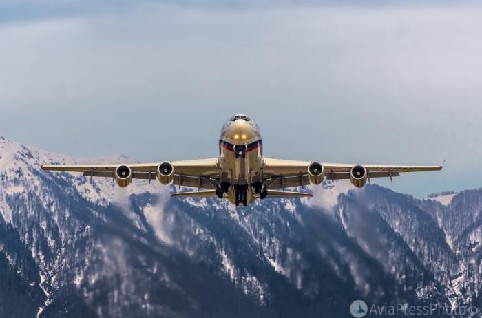 Ил-96 – прерванный полёт алчными конкурентами в лихие 90-е