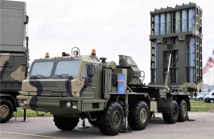 Новейшая российская ЗРС С-350 «Витязь-ПВО» запущена в серийное производство