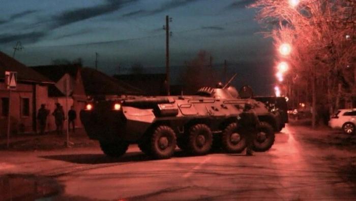 В Тюмени спецназ ФСБ ликвидировал боевиков ИГИЛ, готовивших теракты