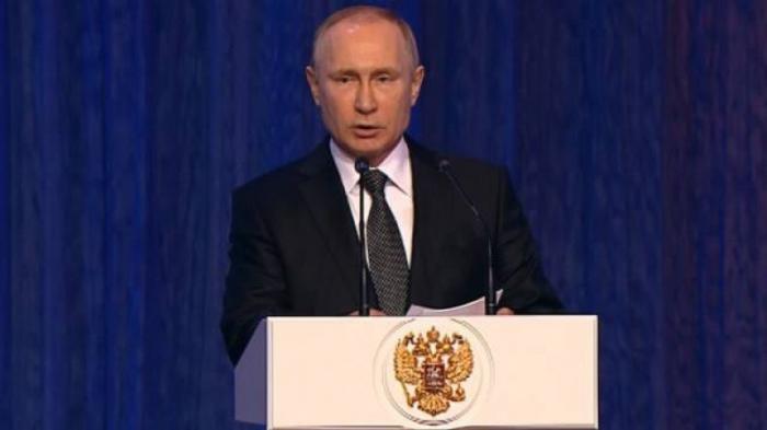 Путин: чтобы быть лидером на Земле, нужно быть лидером и в космосе