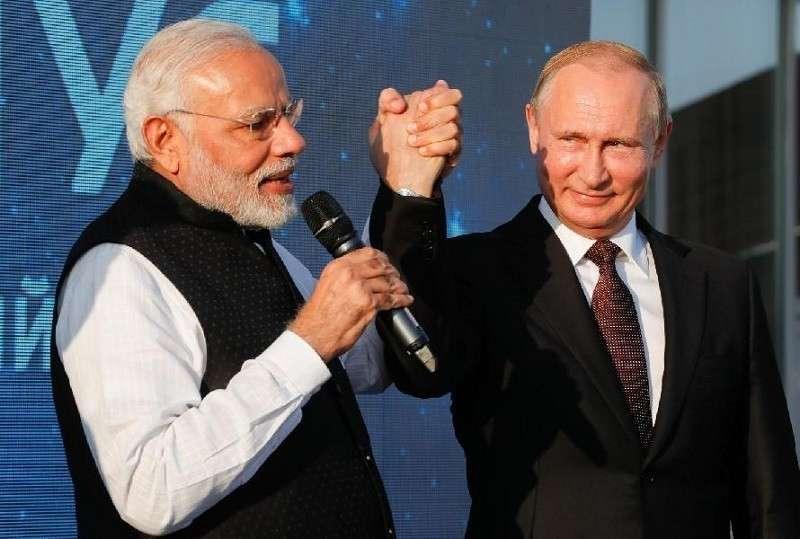 Нарендра Моди получил высшую награду России. За что?