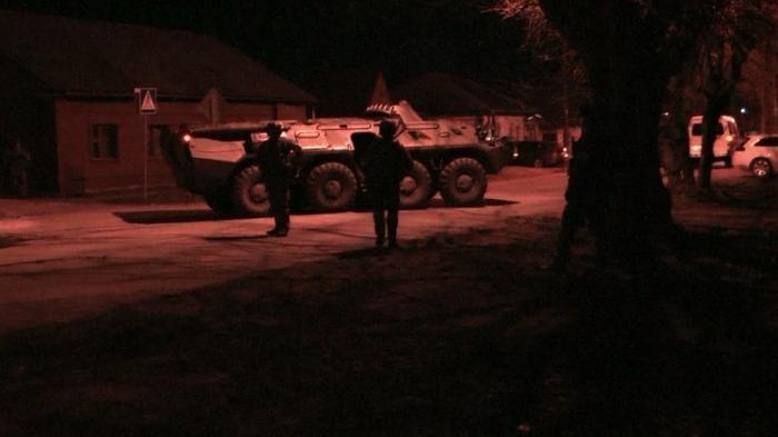 Тюмень. НАК опубликовал видео с места ликвидации боевиков ИГИЛ