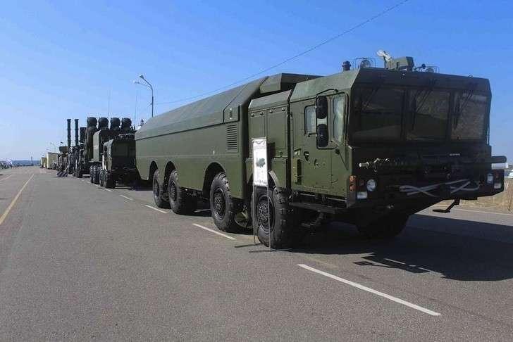 Более 500 единиц новой техники получили Вооруженные силы РФ в I квартале