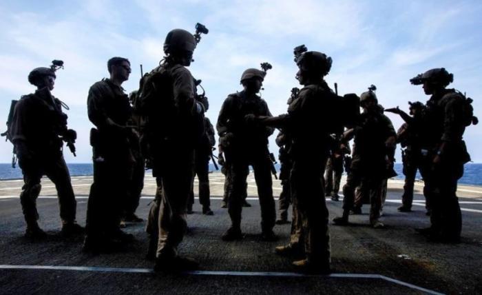 На Украину прибыл элитный морской спецназ США для организации серьезной диверсии