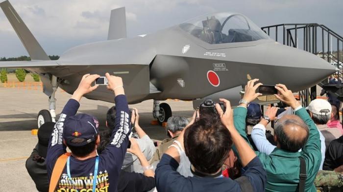 Оказывается, что разбившийся F-35 японских Сил самообороны уже дважды ранее совершал аварийную