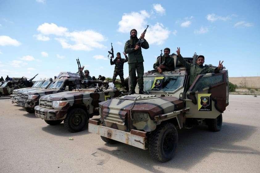 Ливия. Станет ли генерал Хафтар новым лидером для истерзанной США страны