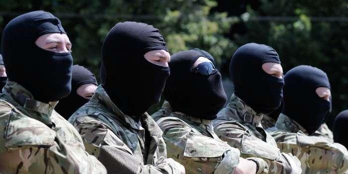 Боевики Коломойского захватили крупнейшую угледобывающую шахту Донбасса