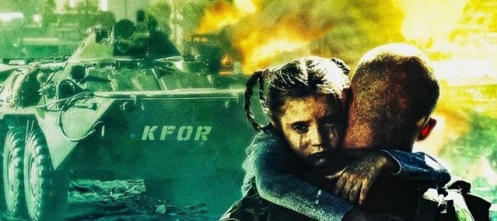 Фильм Балканский Рубеж. Россия показала волю впервые после распада СССР