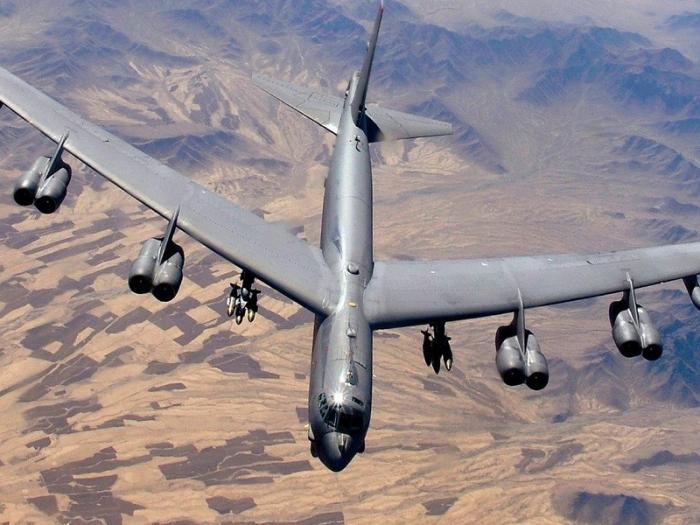 Талибан «завалили» легенду США– бомбардировщик В-52 в Афганистане