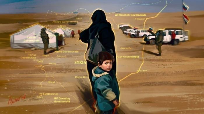 Сирия, краткий обзор событий за две недели с 1 по 13 апреля 2019 года