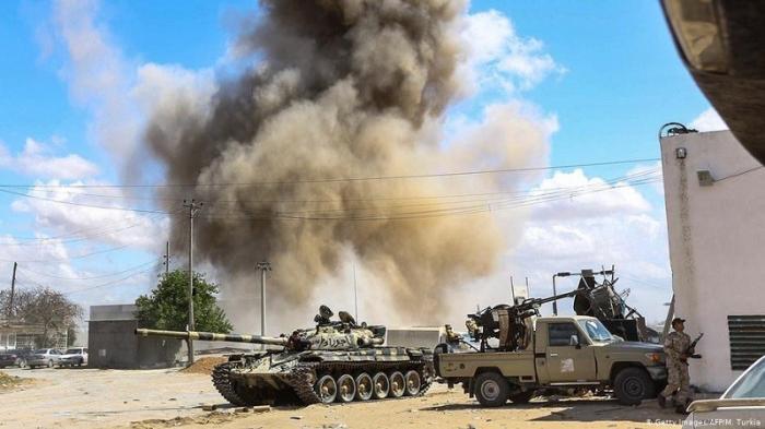 Война в Ливии: итоги 10-дневных сражений, реакция Запада и России