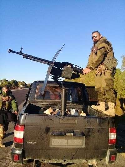 Сирия. Обзор элитного воинского формирования «Охотники за ИГИЛ»