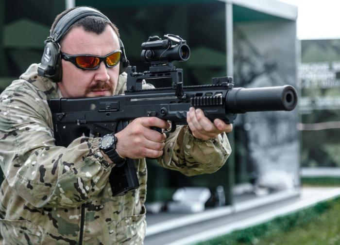 Автоматы ШАК-12 получил спецназ ФСБ. Оружие чудовищной пробивной силы