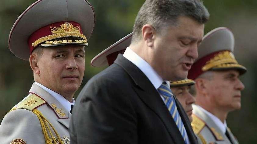 Украинские силовики «внезапно» почувствовали «ветер перемен». Тяжело нынче «порохоботам»
