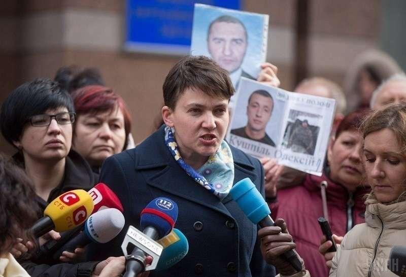 Кто и зачем освободил Савченко накануне второго тура?