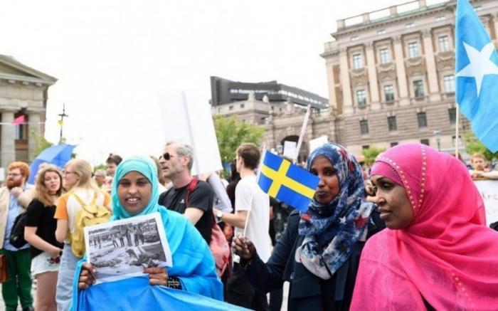 Швеция. Русских детей отдали в арабскую семью