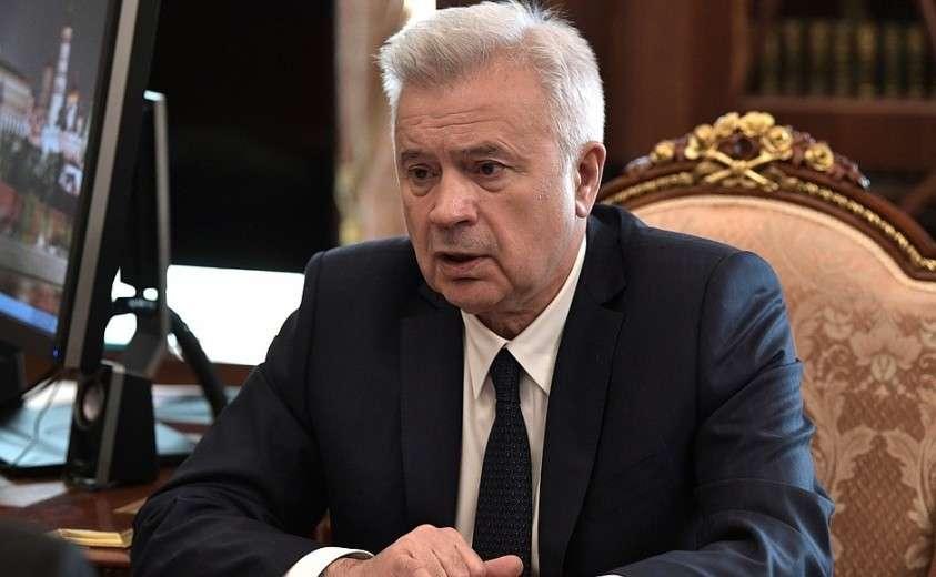 Президент компании «ЛУКОЙЛ» Вагит Алекперов.