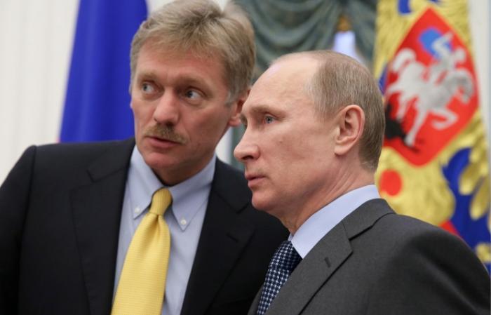 Песков назвал «клюквой» статью в американском СМИ о предложении Путина разделить Украину