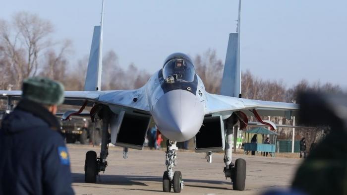 Китай получил 24 российских истребителя Су-35