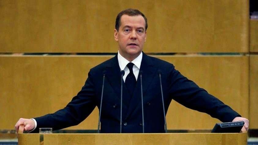 Дмитрий Медведев отчитался о работе правительства РФ: «Готовы к внешним шокам»
