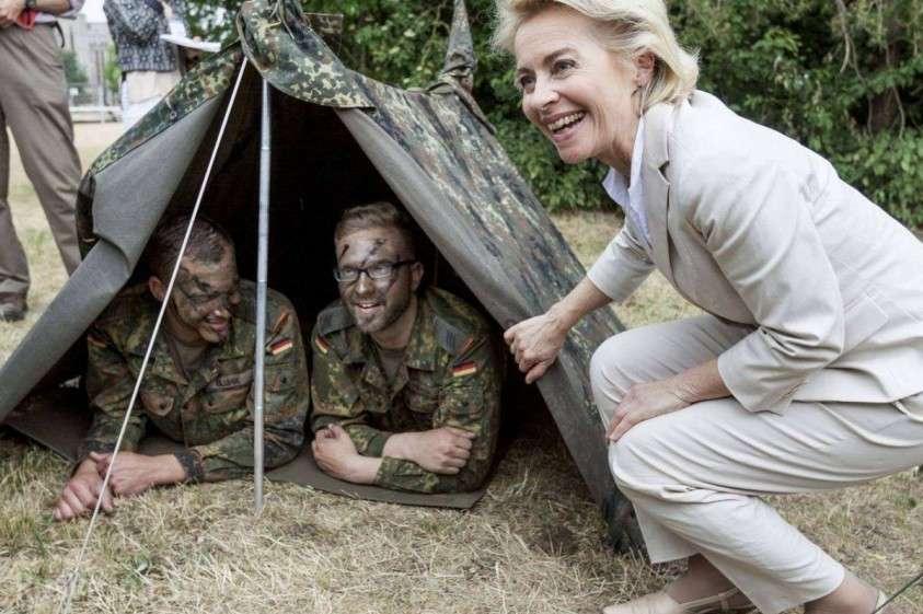 В Германии признали: Бундесвер – армия старья, где годами экономят на персонале и военной технике
