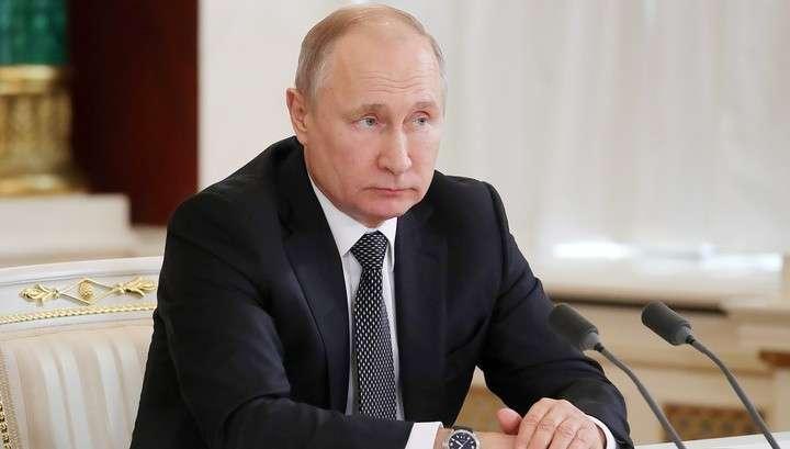 Путин: чиновники не должны