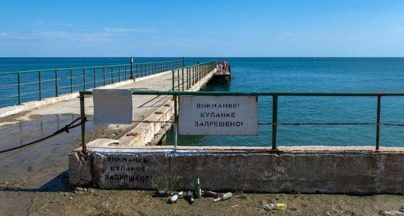 Крым. Туристическая инфраструктура изношена на 90 процентов