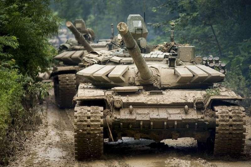Танки Т-90М поступят в распоряжение БС РФ в 2019 году