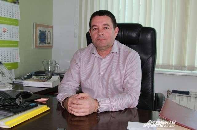 Алексей Лагошин.