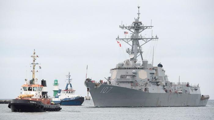 Военные корабли НАТО вошли в Балтику. Российский флот приведен в боевую готовность