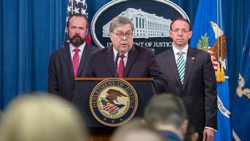Генпрокурор США Уильям Барр официально заявил: сговора Трампа с Россией не было