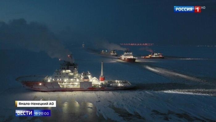Россия приступает к освоению богатейшей нефтяной провинции Крайнего Севера