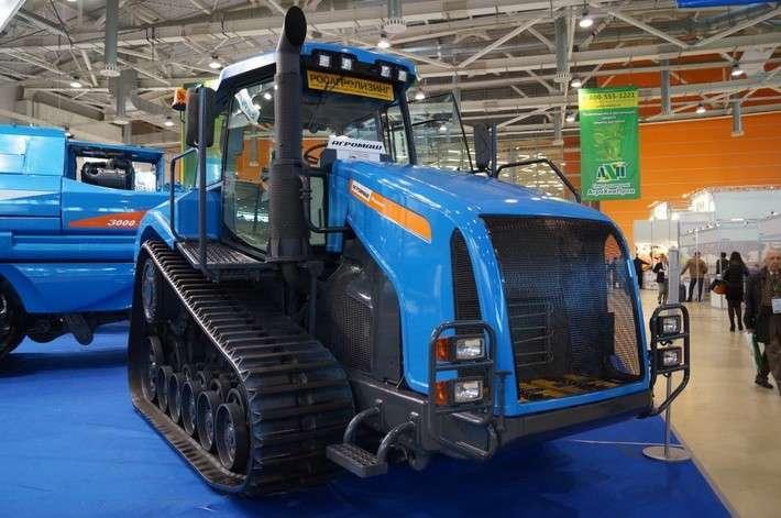 АГРОМАШ представил новинки сельскохозяйственной техники